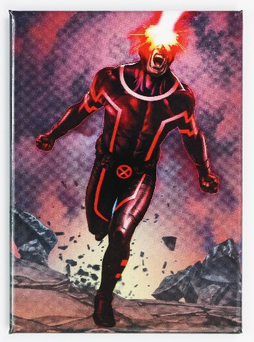 Dick Beard Chevrolet >> X-Men Cyclops FRIDGE MAGNET Marvel Comics X Men Comic Book A22