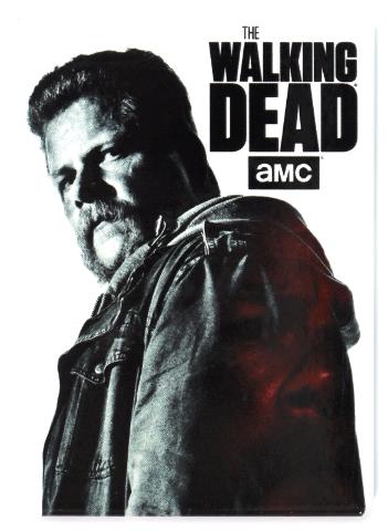 The Walking Dead Abraham Ford FRIDGE MAGNET Rick Grimes Negan