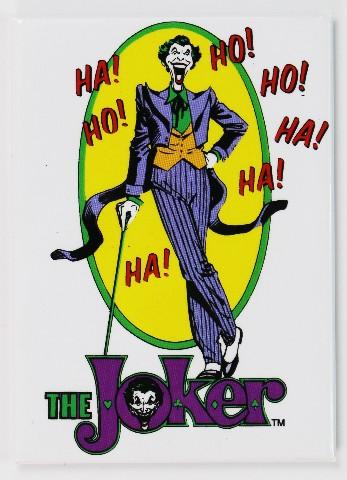 The Joker FRIDGE MAGNET Batman DC Comics Cesar Romero C16