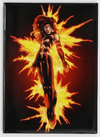 X Men Jean Grey Fridge Magnet Marvel Dark Phoenix X Men