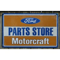 Ford Parts Store Tin Sign Truck V8 Parts Garage Man Cave Mustang F Series 23A