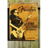 Fender Stratocaster Tin Sign Guitar Bass Music Man Cave Garage Band Studio F53