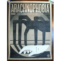 Arachnophobia Movie Poster Print By Clark Orr S/N Limited Run Of 30 Horror Film