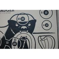 Honey Badger Poster Print By Clark Orr S/N Limited 60 Acme Target King Cobra Art