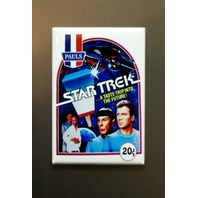 Pauls Star Trek Mr Spock Captain Kurt Popsicle Refrigerator Fridge Magnet i11