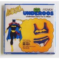 Batgirl Underoos Refrigerator Fridge Magnet Batman DC Comics Comics Book  J11