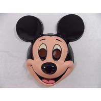 Vintage Mickey Mouse Halloween Mask Walt Disney Costume Ben Cooper Minnie Y088