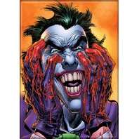 Joker Blood Arkham asylum DC universe comic book refrigerator FRIDGE MAGNET i13