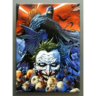 Batman Vs The Joker Refrigerator FRIDGE MAGNET DC Comics Comic Book Cartoon B33