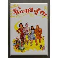 The Wizard Of Oz Refrigerator FRIDGE MAGNET Wicked Garland Movie Poster D12