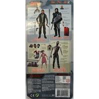 Walking Dead Comic Book Series Riot Gear Glenn McFarlane Action Figures