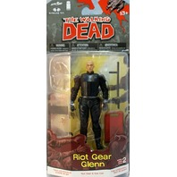 Walking Dead Comic Book Series Riot Gear Glenn McFarlane Action Figures