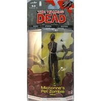 Walking Dead Comic Book Series Michonnes Pet Zombie McFarlane Action Figures