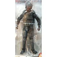 AMC Walking Dead Comic Book Riot Gear Zombie McFarlane Action Figures