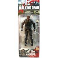 AMC Walking Dead Comic Book Riot Gear Zombie w/ Gas Mask McFarlane Action Figure