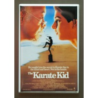 The Karate Kid Refrigerator Fridge Magnet Movie Poster 80's Mr Miyagi L11