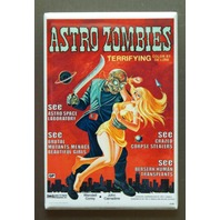 Astro Zombies Refrigerator Fridge Magnet Movie Poster Sci Fi Horror B Film 07