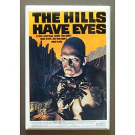 The Hills Have Eyes Refrigerator Fridge Magnet Movie Poster Horror B Film