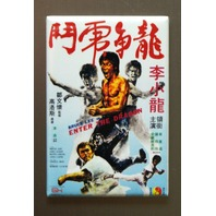 Bruce Lee Enter The Dragon Refrigerator Fridge Magnet Movie Poster Film S9