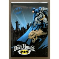 The Dark Knight Batman Fridge Magnet DC Comics Super Hero Kitchen Decor F8