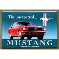 Ford Mustang FRIDGE MAGNET Cobra GT Boss 1967 289 302 Pony Car Muscle Car D6