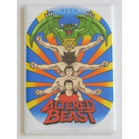 Sega Altered Beast Refrigerator FRIDGE MAGNET Classic Arcade Video Game K9