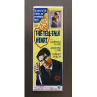 The Tell Tale Heart Edgar Allan Poe Refrigerator Fridge Magnet Movie Poster LC5