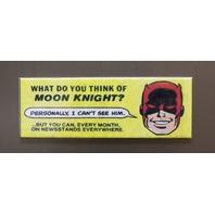Daredevil Moon Knight Refrigerator Fridge Magnet Comic Book Super Hero LJ18
