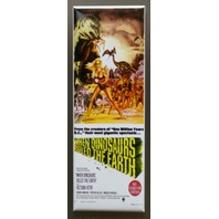 When Dinosaurs Ruled The Earth Refrigerator Fridge Magnet Movie Poster LB4