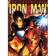 Invincible Iron Man Marvel comic book superhero refrigerator FRIDGE MAGNET i17