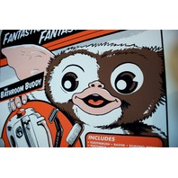 Gremlins Movie Poster Gizmo Print Limited Edition of 60 S/N