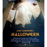 halloween mondo movie poster print by jock sn limited edition of 350 horror - Halloween Mondo Poster