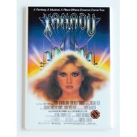 Xanadu FRIDGE MAGNET Movie Poster Olivia Newton John Musical 80's B10
