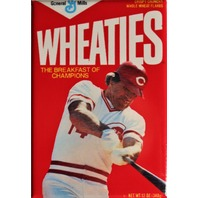 Wheaties Pete Rose Box refrigerator FRIDGE MAGNET Cincinnati Reds baseball