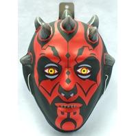 Star Wars Darth Maul Halloween Mask Rubies Lucasfilm Scifi Comic Con Y027