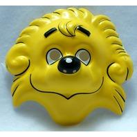 Berenstain Bears Brother Bear Vintage Halloween Mask 1993 Rubies Childrens Y146