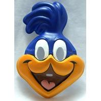 Looney Toons Roadrunner Vintage Halloween Mask Warner Bros 1989 Birthday Party
