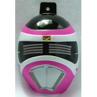 Pink Power Ranger Halloween Mask PVC Near Vintage 1999 Rubies Saban Bandai Y041
