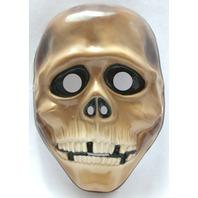 Vintage Rubies Skeleton Skull Halloween Mask PVC Horror Movie Prop Y011
