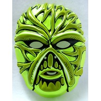 DC Comics Swamp Thing Vintage Halloween Mask 1990 Universal Monsters PVC Y006