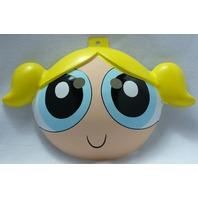 The Powerpuff Girls Bubbles Halloween Mask Cartoon Network PVC Warner Bros Y022
