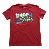 Made in the 80's Nerds Tee Shirt 1980s Eighties Wonka Candy Red Throwback