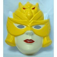 Mystic Knights of Tir Na Nog Deirdre Halloween Mask Vintage Y086
