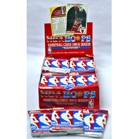 1990-91 NBA Hoops Series 2 Basketball Cards 3 PACKS Jordan Sports