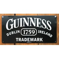 Guinness Beer Dublin Ireland Tin Metal Sign Bar Alcohol Pint Porter G03