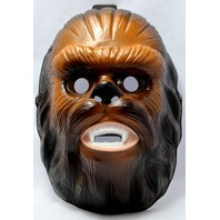 Chewbacca Halloween Mask Starwars Scifi Lucas Films wookie Star Wars Rubies Y108