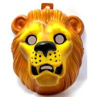 Lion Halloween Mask Animal Jungle Lion King Zoo Safari Pride Cat Y052