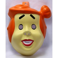 The Flintstones Wilma Halloween Mask Large Adult Size Hanna Barbera Y082