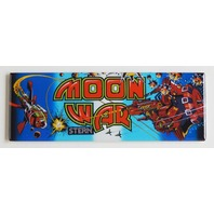Stern Moon War FRIDGE MAGNET Arcade Video Game Marquee Nintendo LC6