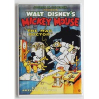 Walt Disney Mickey mouse The Mad Doctor movie poster FRIDGE MAGNET halloween